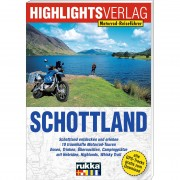 Highlights-Verlag Motorrad-Reiseführer Motorrad-Reiseführer Schottland