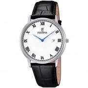 Reloj F6831/3 Negro Festina Hombre Correa Clasico Festina