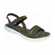 LOAP ANEXA Dámské sandály SSL18132R06A hnědá 37