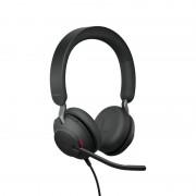 Jabra Evolve2 40 Headset UC Estéreo USB-C Pretos