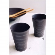 ARITA PORCELAIN LAB(アリタ・ポーセリン・ラボ)/泡立ちフリーカップ(タンブラー)sabi/錆|有田焼