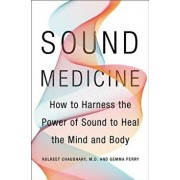 Sound Medicine: How to Harness the Power of Sound to Heal the Mind and Body, Hardcover/Kulreet Chaudhary