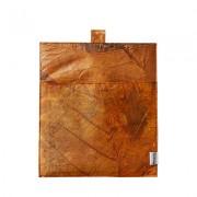 Aveva Design Fodral för läsplatta Aveva Leaf 26x22 cm, Orange