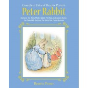 The Complete Tales of Beatrix Potter's Peter Rabbit, Hardcover