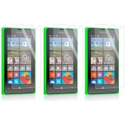 Microsoft Lumia 435 Tempered Glass Screen Guard By Deltakart
