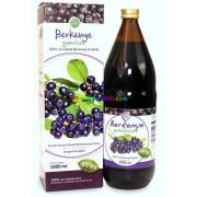 Fekete Berkenye 100%-os Juice 1000 ml - MannaVita