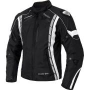 Bogotto Zonder Evo Chaqueta de moto textil Negro 3XL