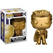 Funko Pop The Collector Gold Exclusivo Disney Parks Sticker