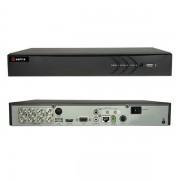 DVR 8 CANALI IBRIDO 5 IN 1 TURBO HD 4MEGAPIXEL A 12FPS HTVR61-VISHTVR6108-HEVC