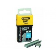 Pachet 1000 capse tapiterie Stanely TIP A 6mm