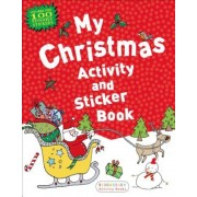 My Christmas Activity and Sticker Book, Paperback