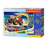 Puzzle MAXI Monster Truck, 40 piese