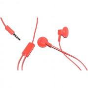 Nokia Auricolare Originale A Filo Stereo Wh-108 Red Bulk Per Modelli A Marchio