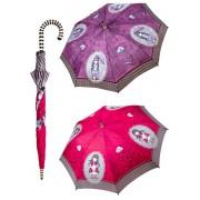 Nyeles esernyő - Gorjuss - Tears (bordó)