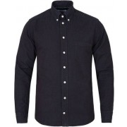 Eton Slim Fit Green Ribbon Shoreditch Indigo Shirt Dark Navy