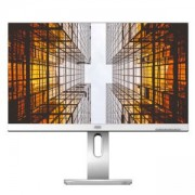 Монитор AOC X24P1/GR, 24 инча, WLED IPS Panel, 16:10, 1920x1200, 4ms, 300cd/m2, Pivot, Displayport, VGA, HDMI, DVI, 4xUSB, 14086