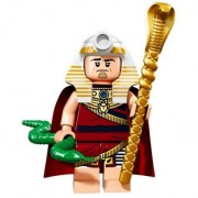 Mini Figurine Lego® Serie 17 - The Batman Movie : King Tut