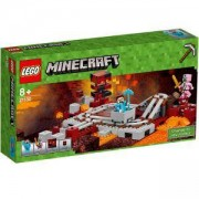Конструктор Лего Майнкрафт - Влакът в Ада - LEGO Minecraft, 21130
