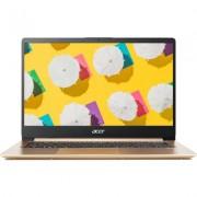 "Лаптоп Acer Swift 1 SF114-32-P6Z2 - 14"" FHD IPS, Intel Pentium Silver N5000, Gold"