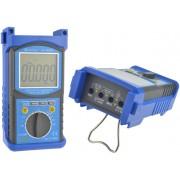 HOLDPEAK 6688G Preciziós multiméter VAC VDC AAC ADC ellenállás kapacitás hőmérséklet frekvencia dióda.