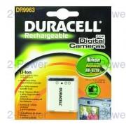 Duracell Digitalkamera Batteri Nikon 3.7v 700mAh (EN-EL19)