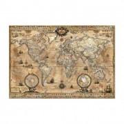 Educa Antik világtérkép puzzle, 1000 darabos