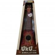 Juguete De Guitarra 360DSC 3715-4 - Marrón