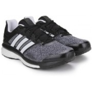 ADIDAS SUPERNOVA GLIDE 8 M Running Shoes For Men(Black, White)