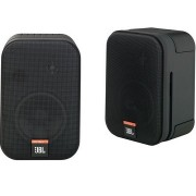 JBL CONTROL ONE - Monitor Bookshelf Loudspeakers w/Brackets (Pair)