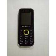 TECKMAX S37+ Dual Sim Music Phone (6 Months Seller Warranty)