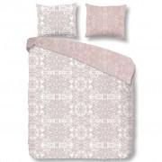 Descanso Capa de edredão 9308-K 135x200 cm rosa