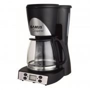 Filtru de cafea Tempora Samus, 12 cesti, 1000 W, Negru