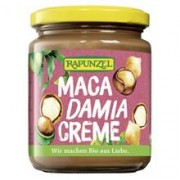 Crema Bio Macadamia Rapunzel 250gr