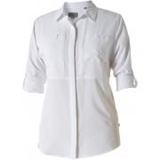 Royal Robbins Expedition Chill overhemd en blouse lange mouwen Dames wit XS 2018 Overhemden lange mouw