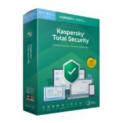 Kaspersky Total Security 3pc verlenging
