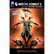 Mortal Kombat X, Volume 3: Blood Island, Paperback