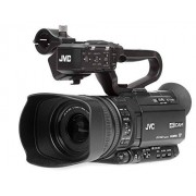 "JVC GY-HM250E 4K UHD, 4:2:2 Full HD, IP-Camcorder, 1/2,3"" CMOS Sensor, 12.4 MP, Livestreaming, IP-Remote, FTP Filetransfer, grafische berblendungen, 12-fach opt. Zoom, fr SDHC/SDXC-Karten, XLR Audio"