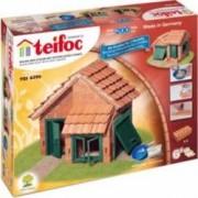 Set de constructie Teifoc House With Garage