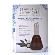 Simplers Botanicals Difusor del aceite que atomiza