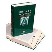 Biblia de Jerusalen Latinoamericana-OS-En Letra Grande, Hardcover/***
