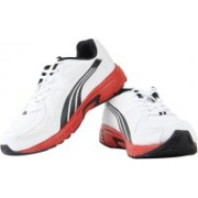 Puma Axis v3 DP Running Shoes For Men(White)