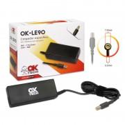OkTech Ok-LE90 carregador específico para Portatil Lenovo 90W (20V 4.5 / 7,9 mm * 5. 5mm)