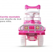 CARRITO MONTABLE TIPO 4X4 MY-5502P.