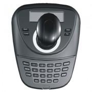 Mini joystick a klávesnica pre ovládanie kamier
