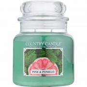 Country Candle Pine & Pomelo vonná svíčka 453 g