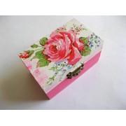cutie lemn decorata 21661