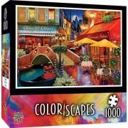 Master Pieces Colorscapes It's Amore! 1000pc Puzzle