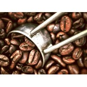 Cafea boabe de origine Brazilia Santos 200g