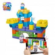 Chicco - Construcción Juego - Bloques App - Castillo - 70 Habitaciones