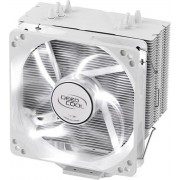 DEEPCOOL CPU-ventilator - Ventirad CPU - 1x120mm - Witte LED